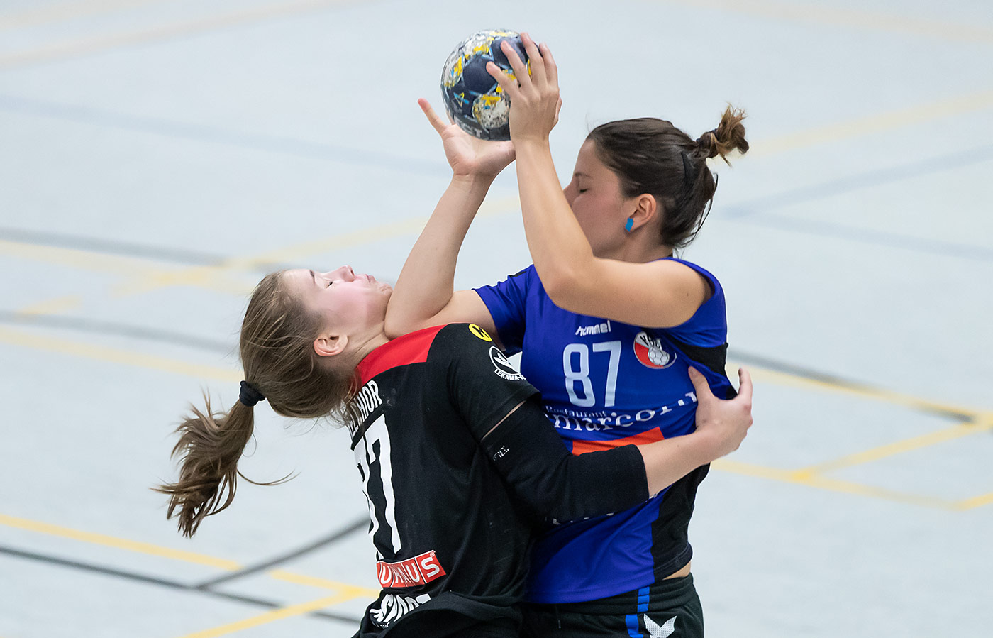 handball-Bettembourg-Dudelange