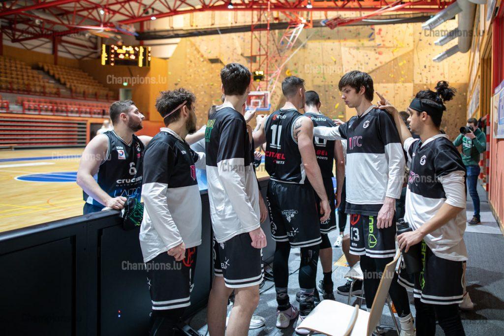 T71 Dudelange team