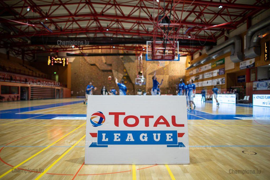 Total League banner