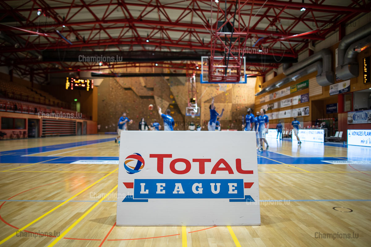 Total League banner