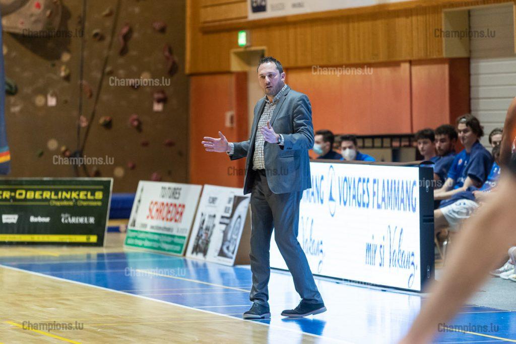 Basic Kresimir coach