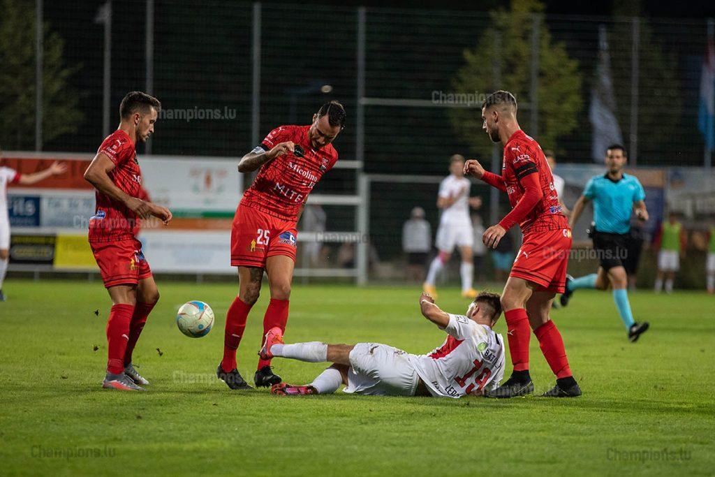 FC Differdange 03 – Victoria Rosport