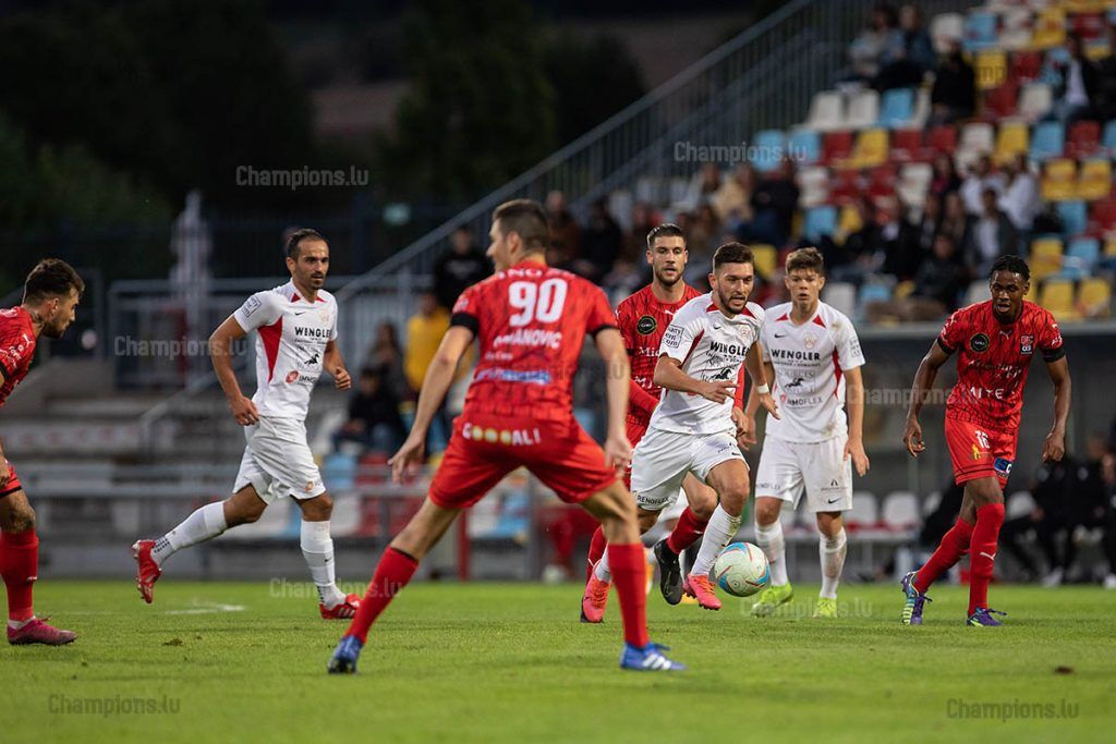 FC Differdange – Victoria Rosport