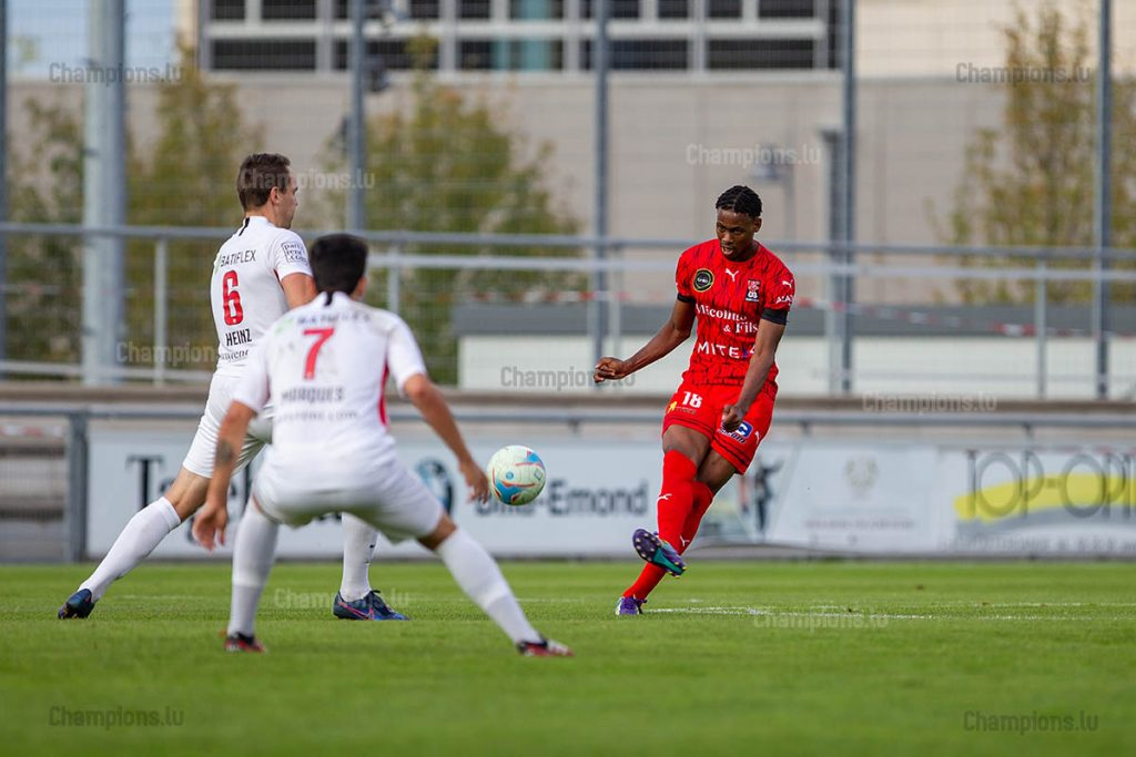 Sanoussy Baldé- FC Differdange 03