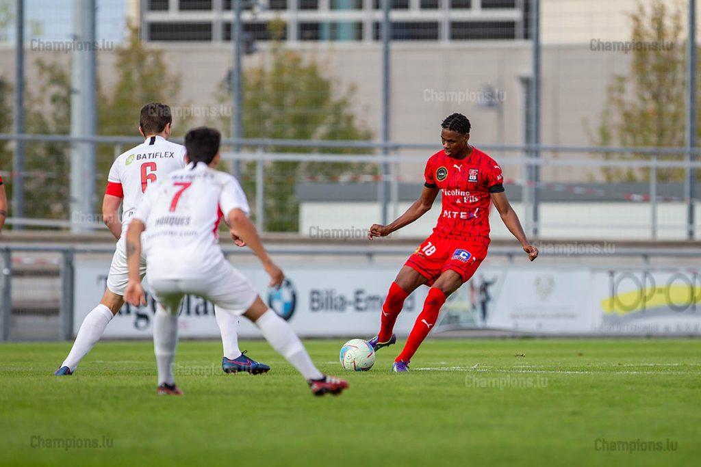 Sanoussy Baldé- FC Differdange