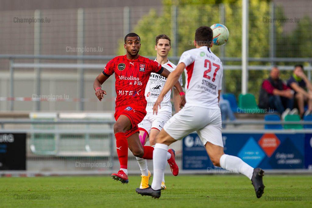 Hugo Komano – FC Differdange 03 – Victoria Rosport