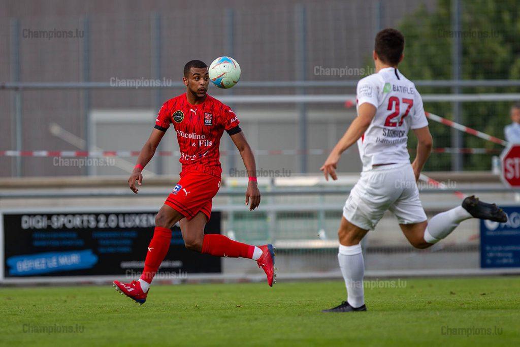 FC Differdange – Victoria Rosport – Hugo Komano