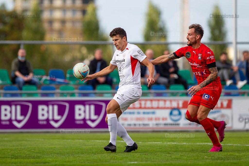 FC Differdange – Victoria Rosport – Johannes Steinbach