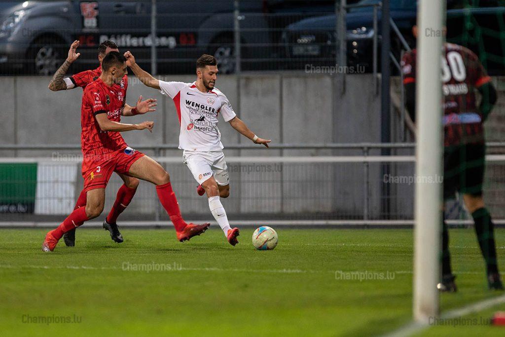 FC Differdange 03 – Victoria Rosport – Mathieu Leroux