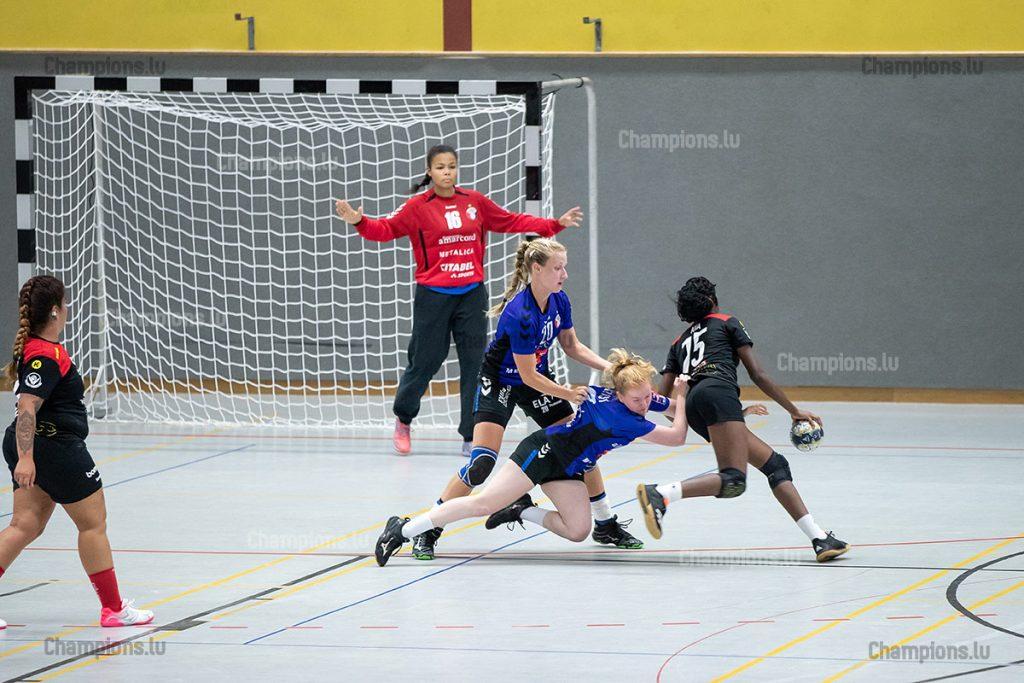 HB Bettembourg vs HB Dudelange