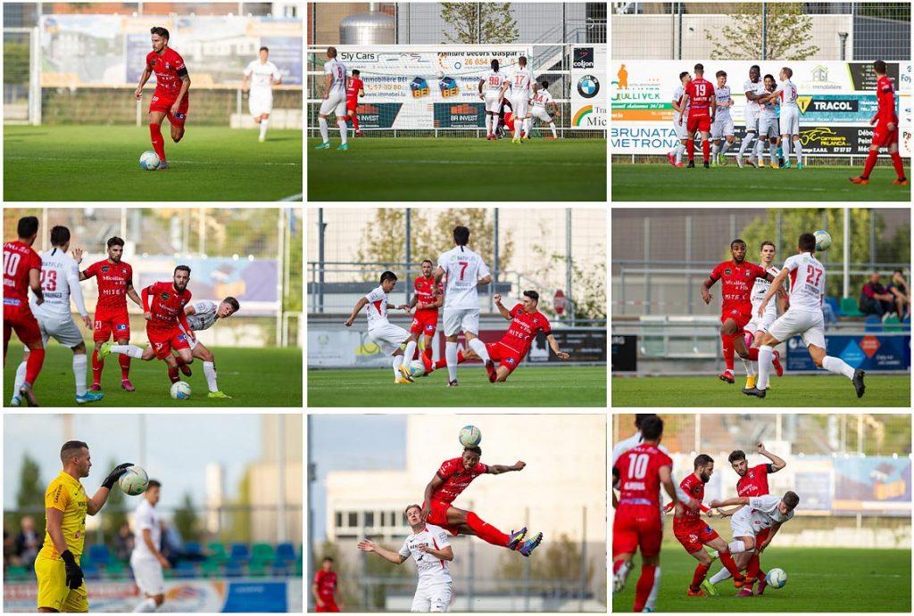 FC Differdange – Victoria Rosport 30.08.2020 – full gallery